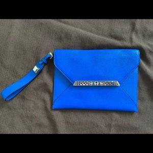 Stella and dot envelope clutch wristlet